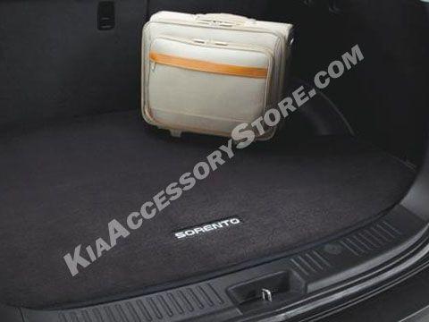 2016 Kia Sorento Cargo Mat 5 Passenger Kia Sorento Kia Kia Accessories