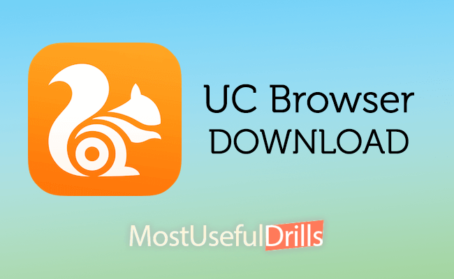 Download UC Browser For PC Windows 7/8/8.1/10 Laptop