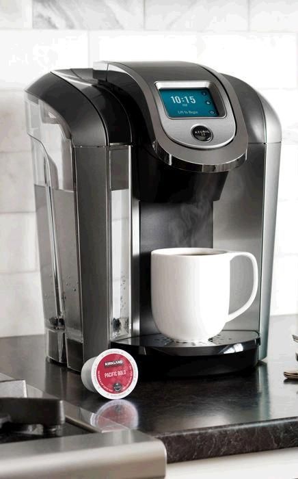 The Keurig® K525C Coffee Maker combines the ultimate