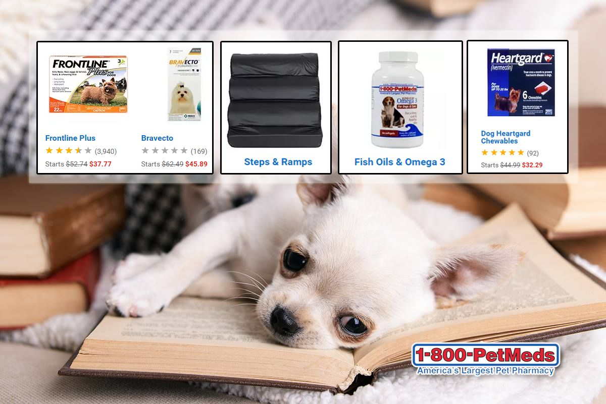 15 Off Sitewide Free Shipping Over 49 On 1800petmeds Medicians Fishoilomega Chewables Step Ramps Discount Codes Coupon Coupon Codes Pets