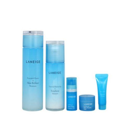 Laneige Basic Skincare Duo Set For Comination Oily Skindescription1 Essential Power Skin Refiner Light 200ml The Refreshing Ty Shiny Skin Skin Care Laneige
