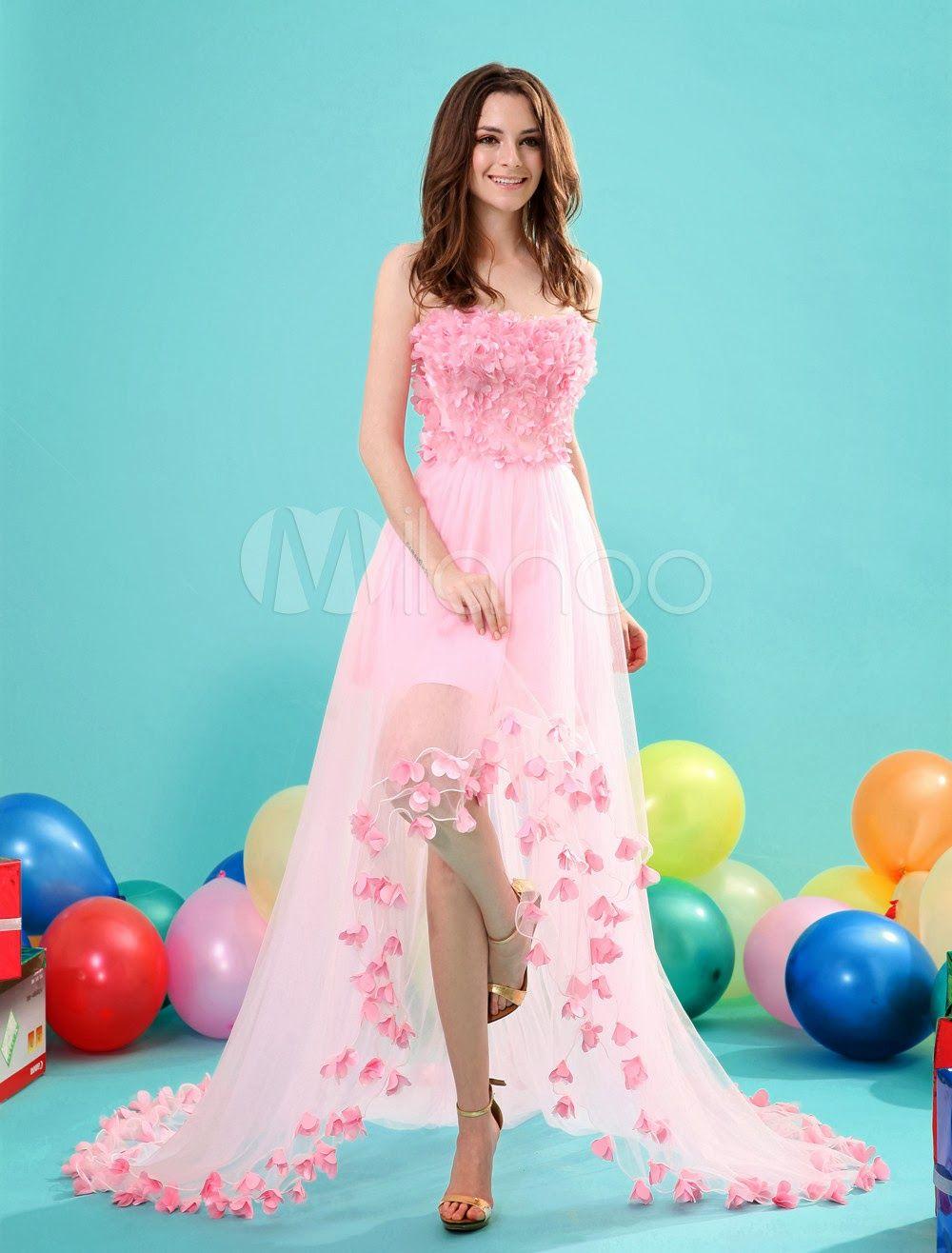 Fotos de vestidos de 15 años modernos | TODA MUJER ES BELLA ...