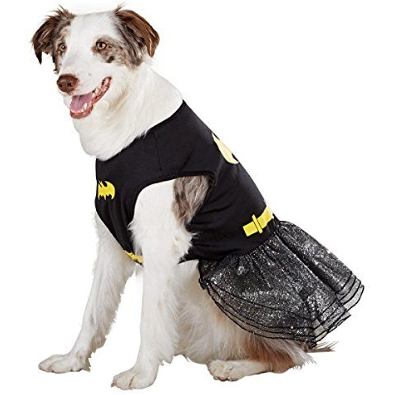 DC Comics Batman Batgirl Dog Dress-Up Halloween Costume Size MEDIUM ** Continue  sc 1 st  Pinterest & DC Comics Batman Batgirl Dog Dress-Up Halloween Costume Size: MEDIUM ...