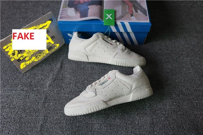 separation shoes 96e0c 56ab7 Fake Adidas Yeezy Powerphase Calabasas With Forged StockX Tag  Good News  And Bad News