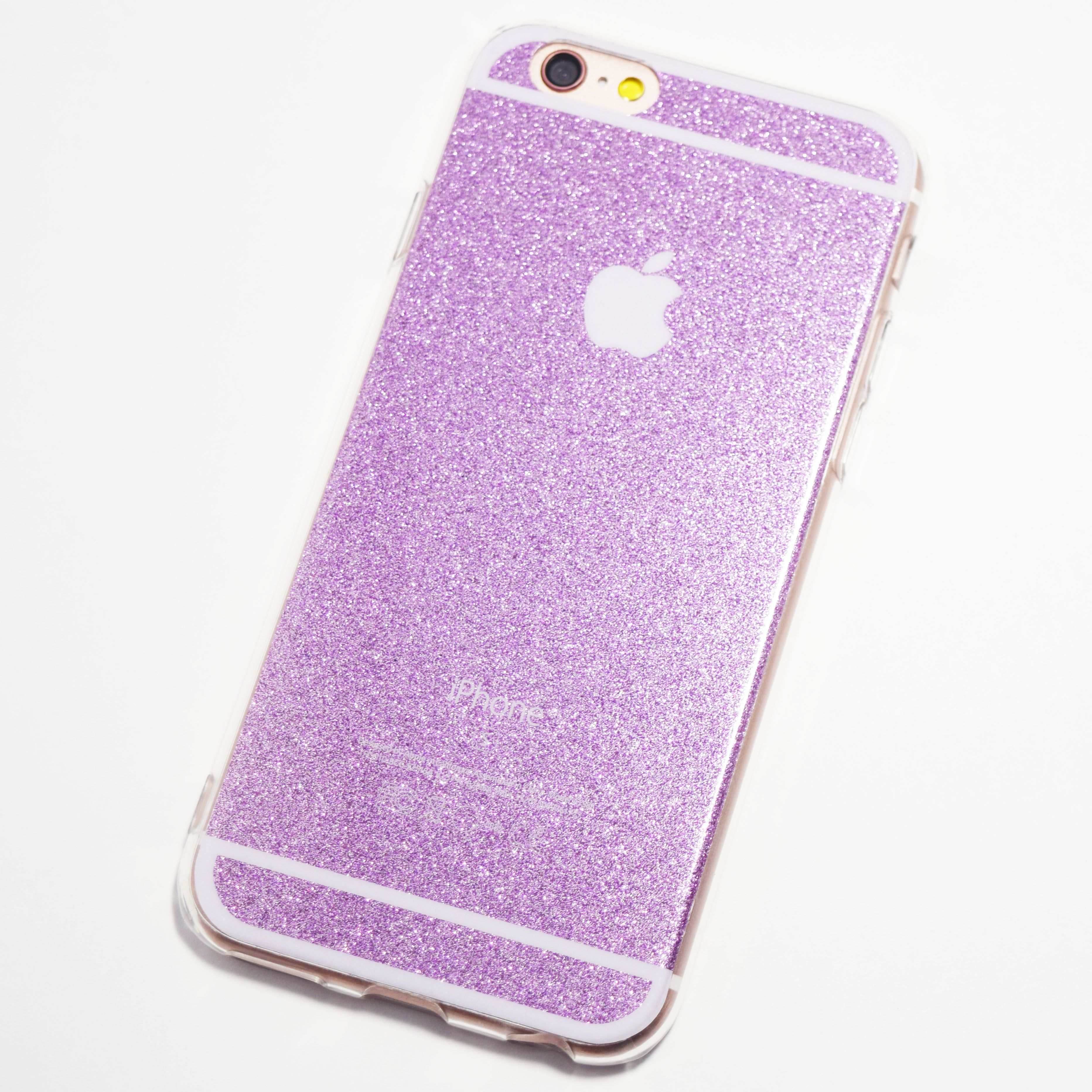 Rose Glittery IPhone 6 Case