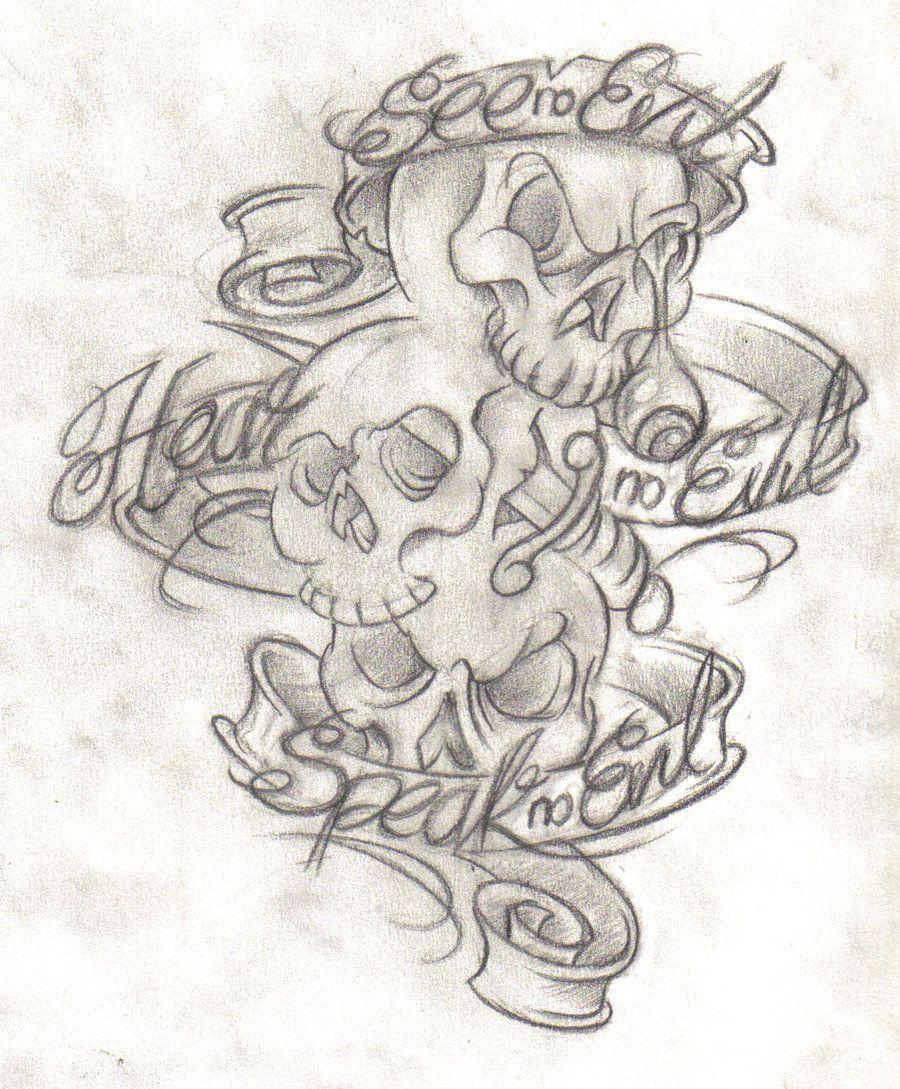 Awesome Joker Skull Tattoo Design Tattoobite Com Joker Tattoo Design Free Tattoo Designs Skull Tattoo Design