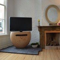 Clever Tv Stand The Bloom By Leon Van Zanten Meubles En Bois Modernes Mobilier De Salon Decoration