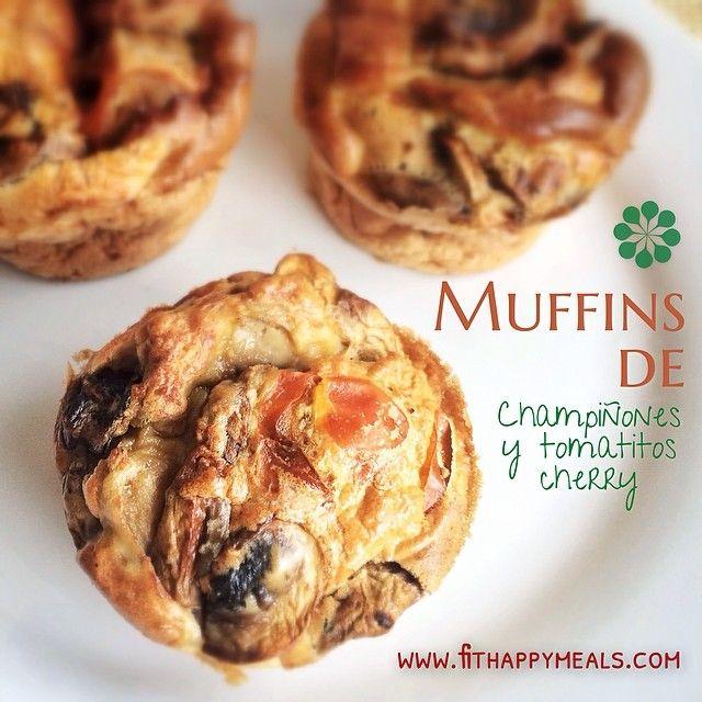 Muffin champignones