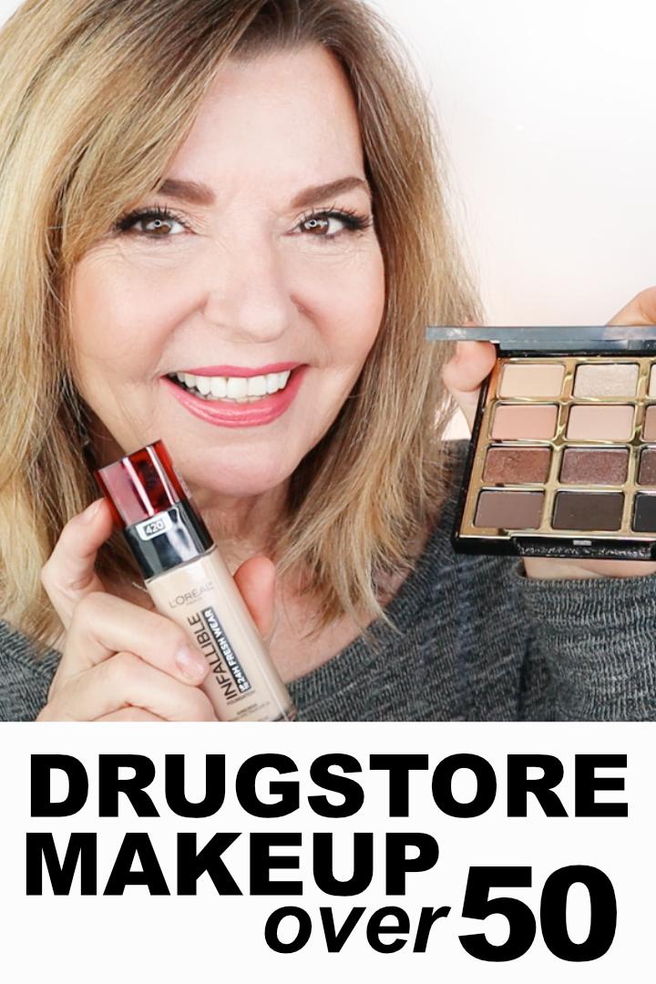 Best drugstore makeup for women over 50 10