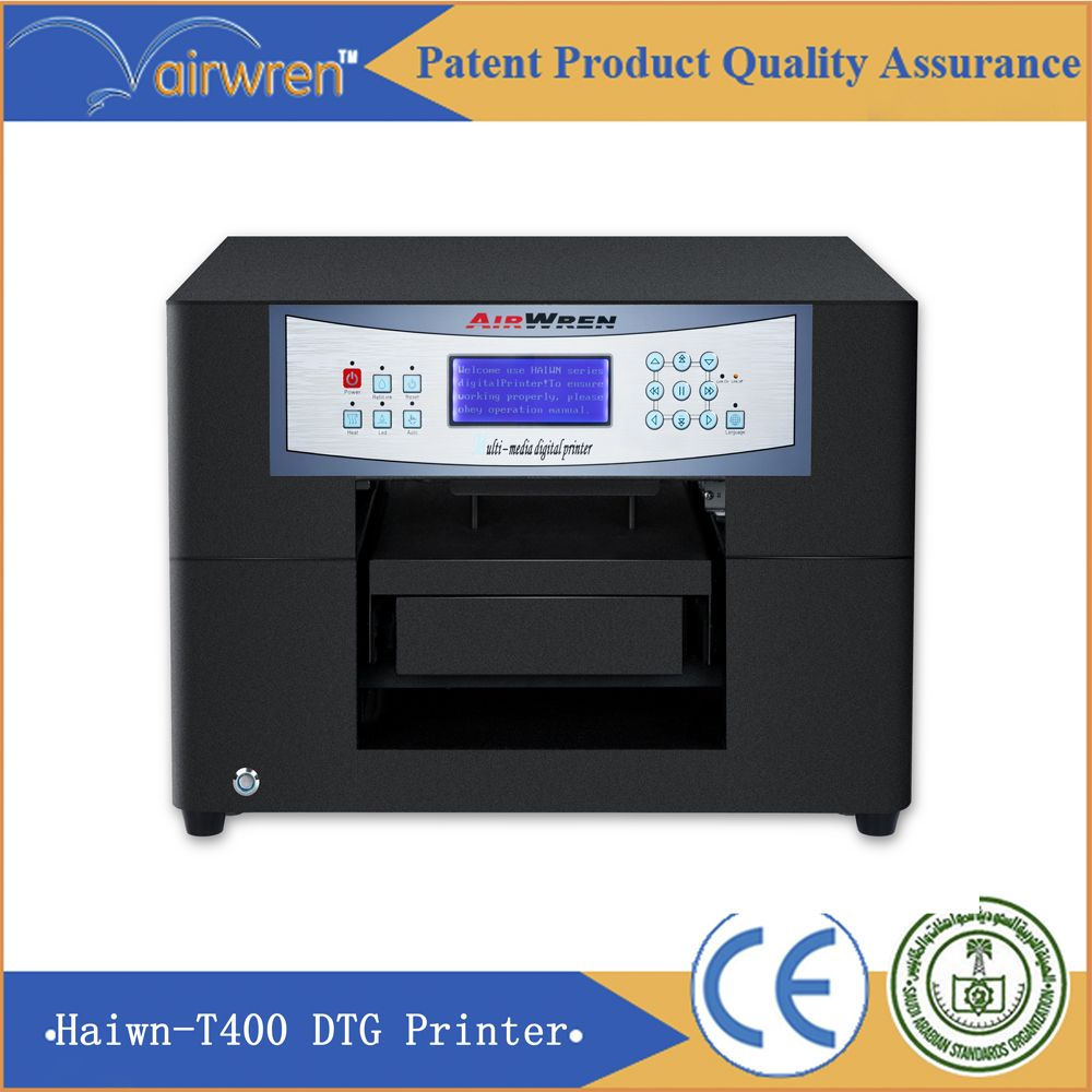 digital fabric printing machine a4 dtg printer for t-shirt digital