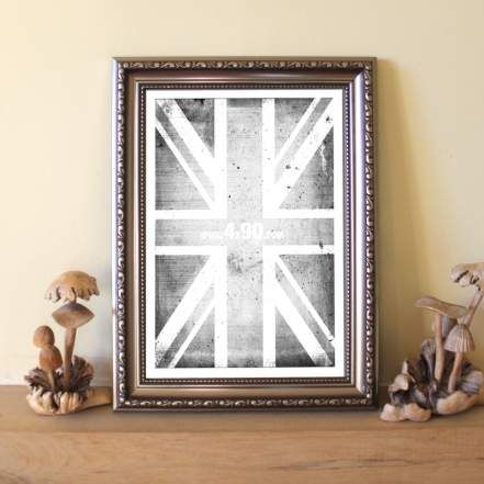 6060 Gunmetal Picture Frame 33mm Trade Pricesnext Day Delivery