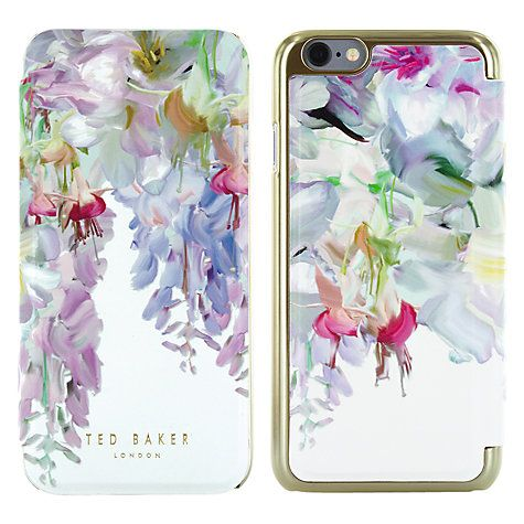 ted baker iphone 6 plus mirror case