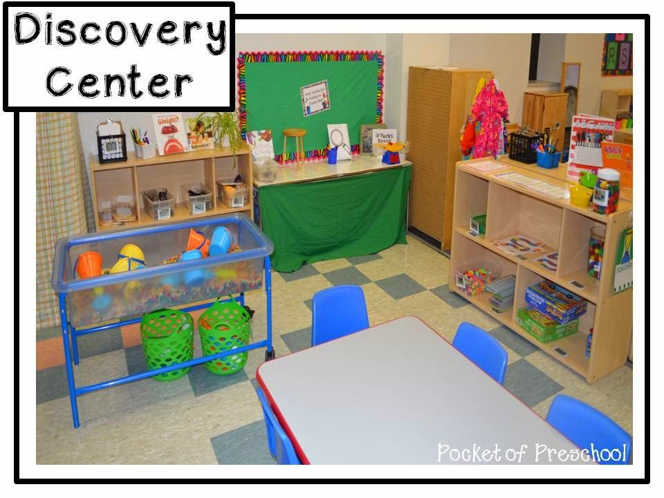 Math And Science Classroom Decorations ~ Classroom reveal the discovery center in my