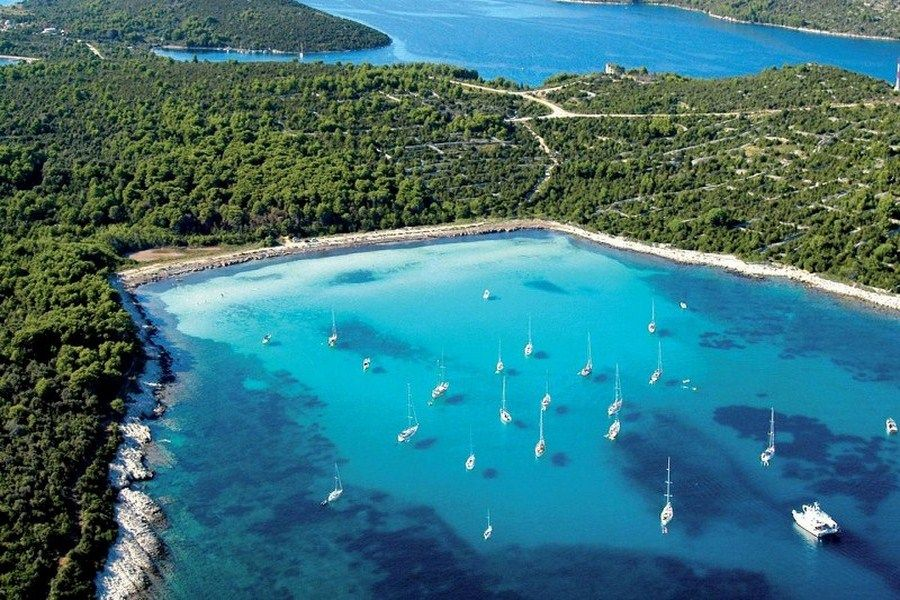 Sakarun Beaches In Zadar Area Sailing Croatia Kornati Islands Croatia Travel