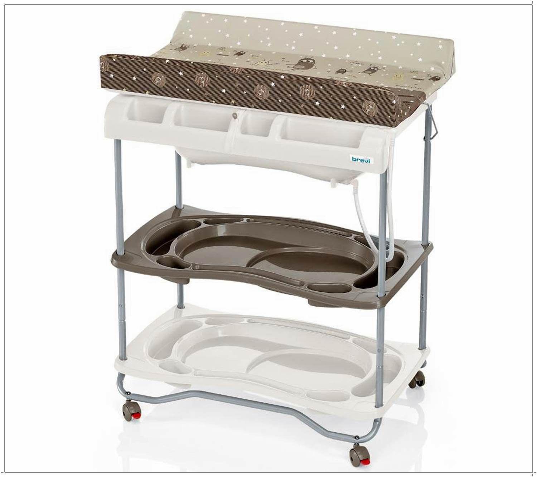 Table A Langer Avec Baignoire Brevi Cherche A Voler De Pinterest Table Changing Table Furniture
