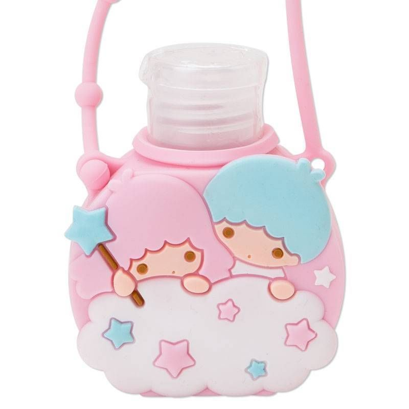 Sanrio Japan Product. Alcohol hand gel. With handle, can hook on bag. This items will be shipped out from Japan. Size: 6.4 x 5.2 x 3 cm. 100% New Genuine. Volume: 30ml. Original packing exists.