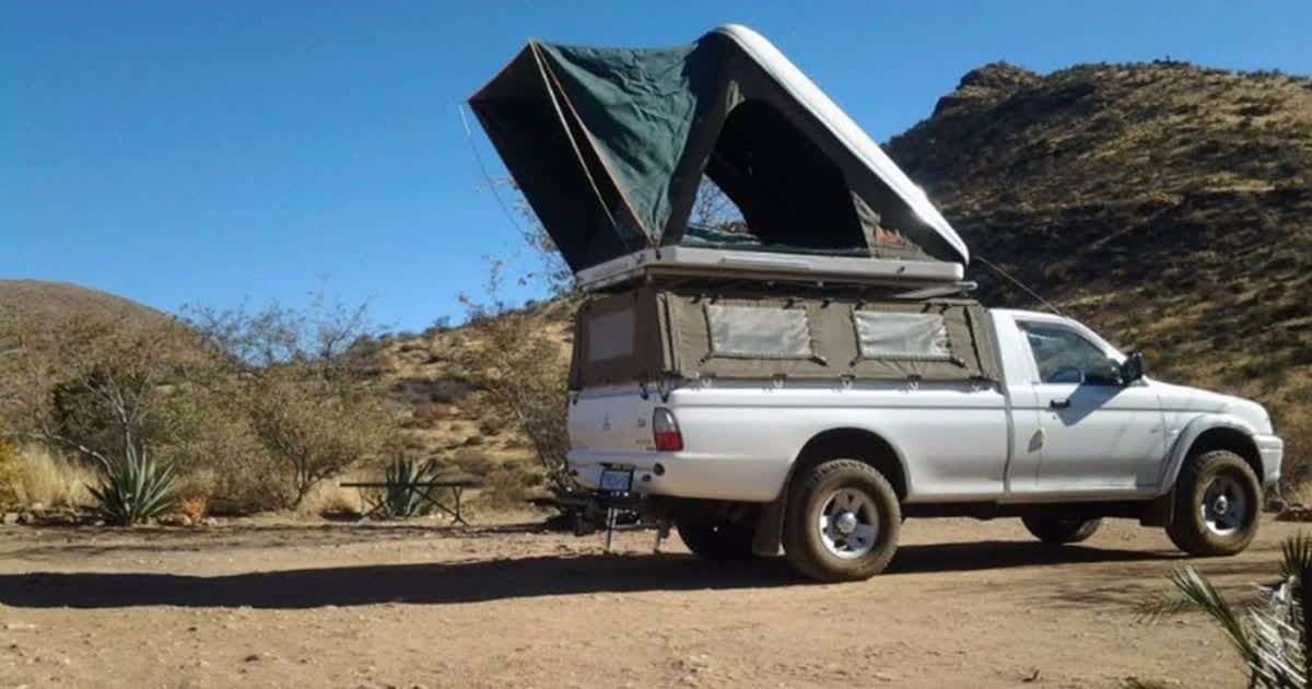 Enjoy a Great Last Minute Holiday - Custom Built Canvas Canopies & Whatever your camping needs are however strange there is a ...