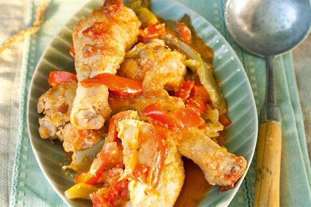 Receta De Pollo En Salsa De Coco Cocina Y Recetas La Nacion Pollo En Salsa Comida Recetas Con Pollo