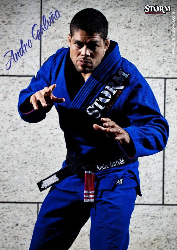 Andre Galvao of Atos BJJ Team  The Man, The Legend  www