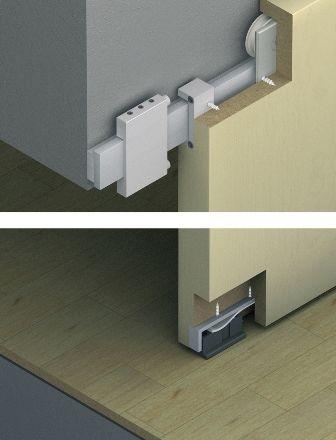 The Slido Range Of Sliding Door Fittings From Hafele Door Fittings Furniture Handles Sliding Doors