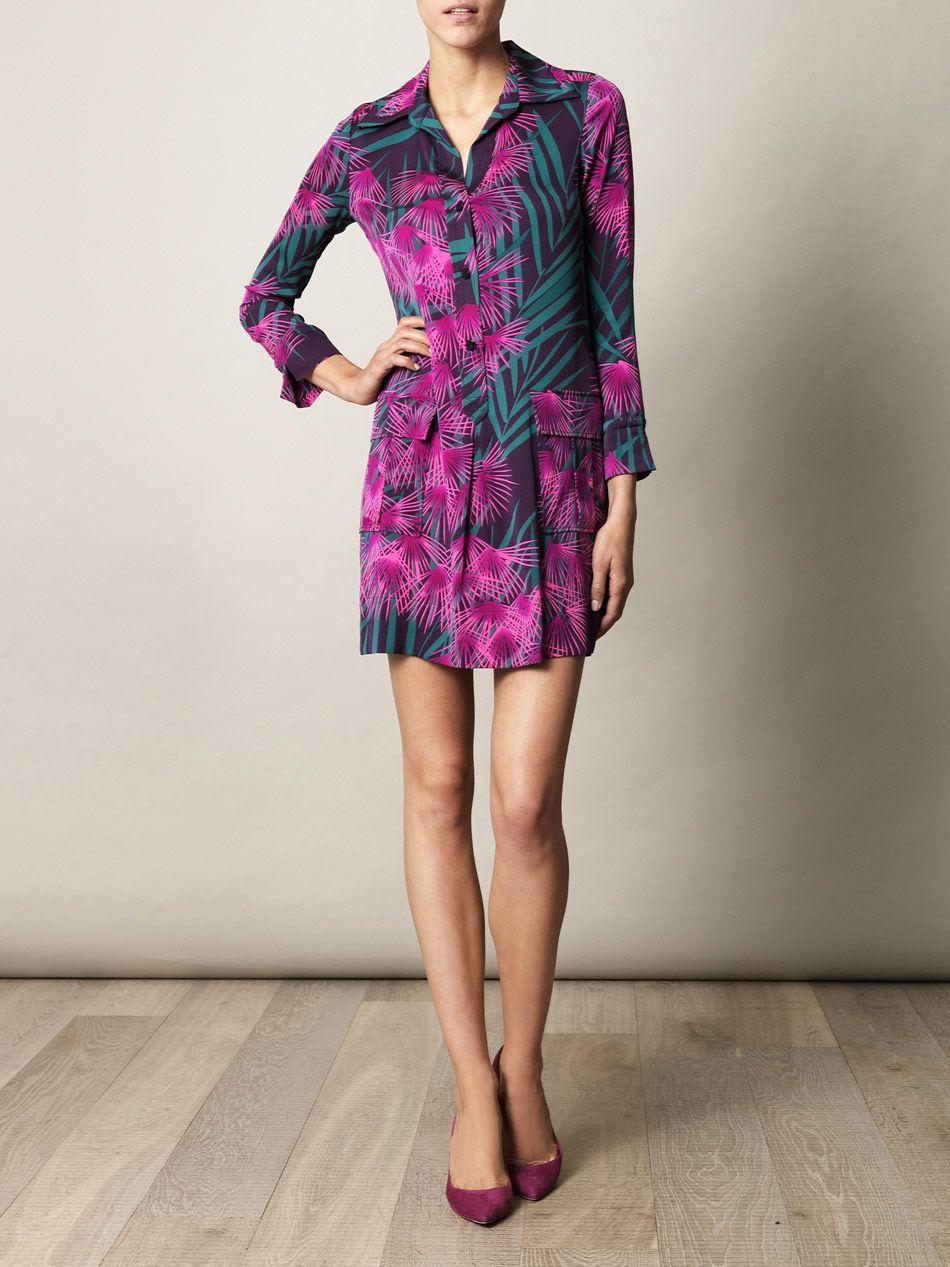 DIANE VON FURSTENBERG Reine dress  I like  Pinterest  Diane von