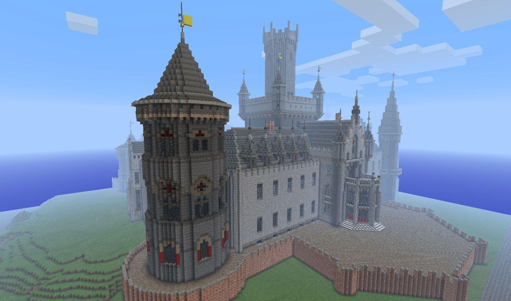 Minecraft Castles
