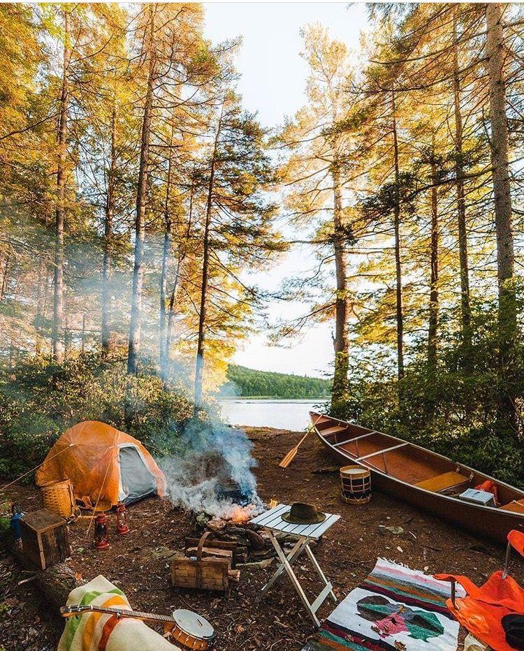 Camping spot countryliving camping inspiration camping
