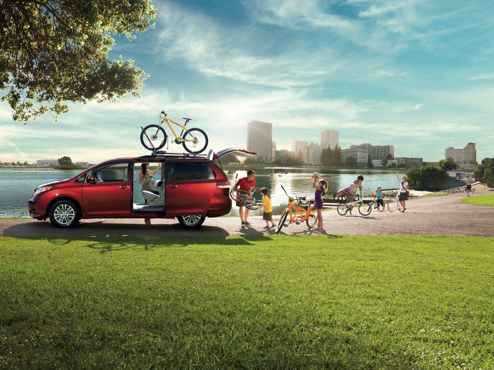 It's the Swagger Wagon! Satya Photography S. USA Toyota