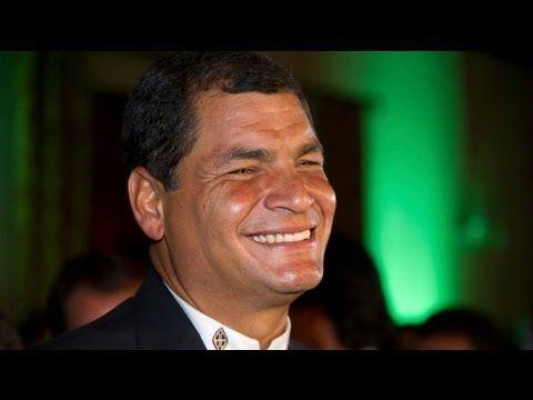 TV BREAKING NEWS Equateur : Rafael Correa rempile - http://tvnews.me/equateur-rafael-correa-rempile/