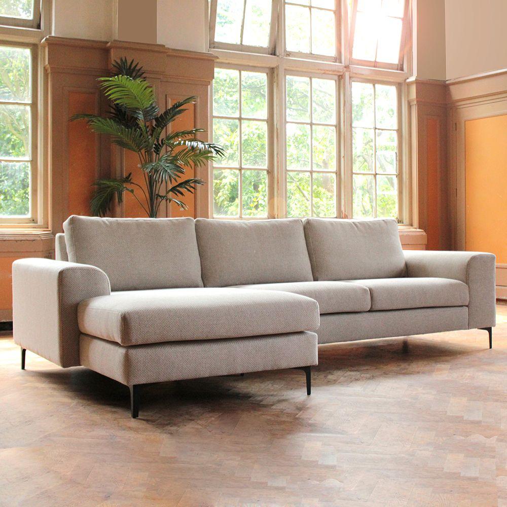Design Bank Met Chaise Longue.Hoekbank Elaine Home Furniture Sofa