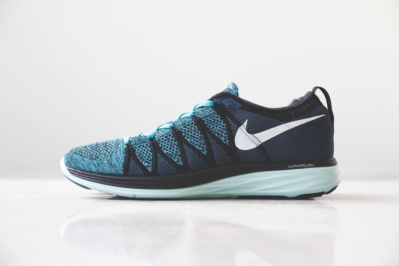 buy popular 39ada 27c4e Nike 2014 夏季 Flyknit Lunar 2 全新配色系列   Hypebeast