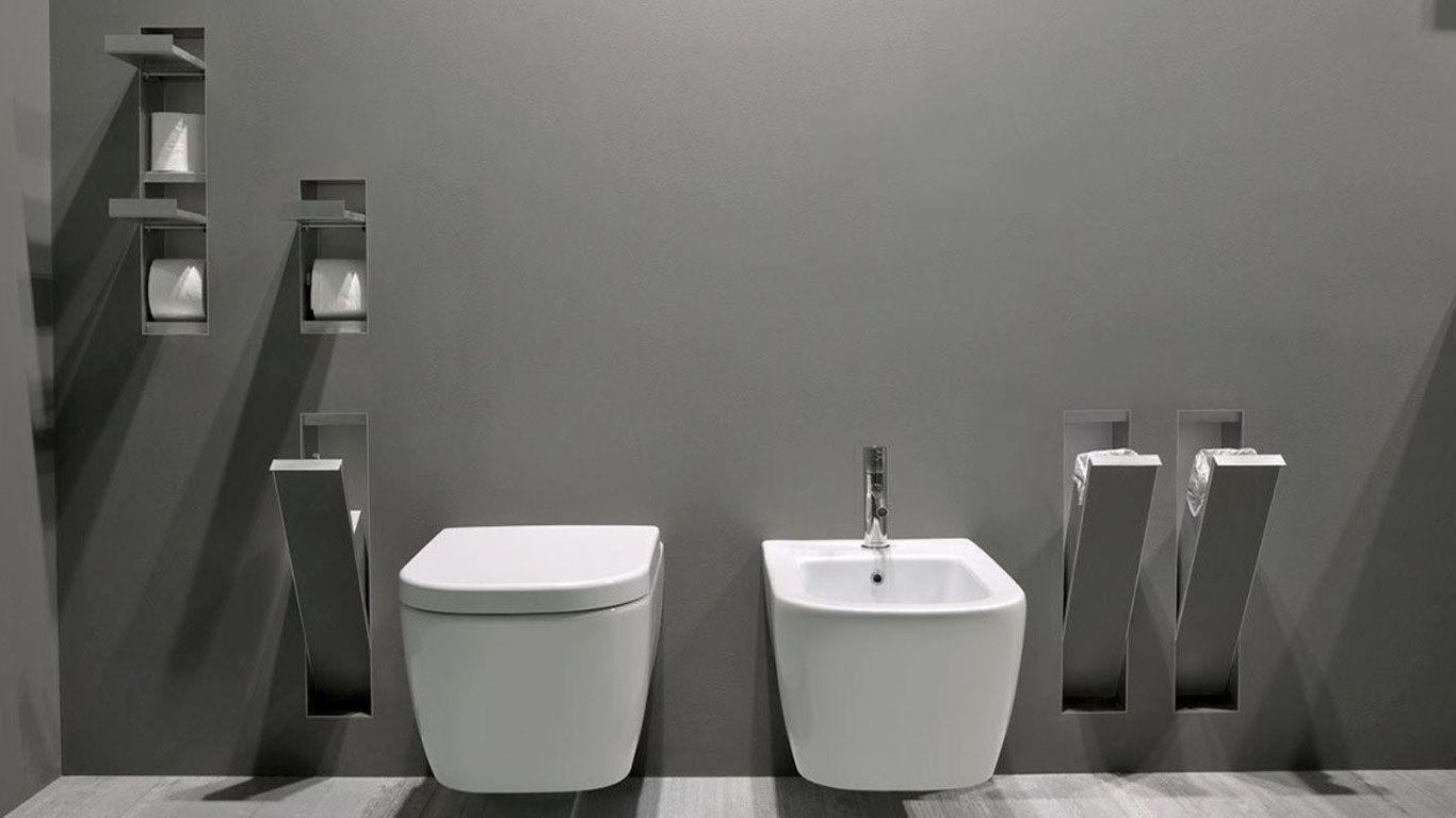 Accessori Bagno Incassati A Muro Bagno Accessori Da Bagno Design