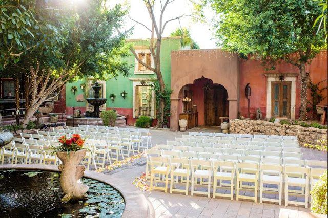 Cheap Wedding Venues In Az Boojum Tree Hidden Garden Downtown Phoenix
