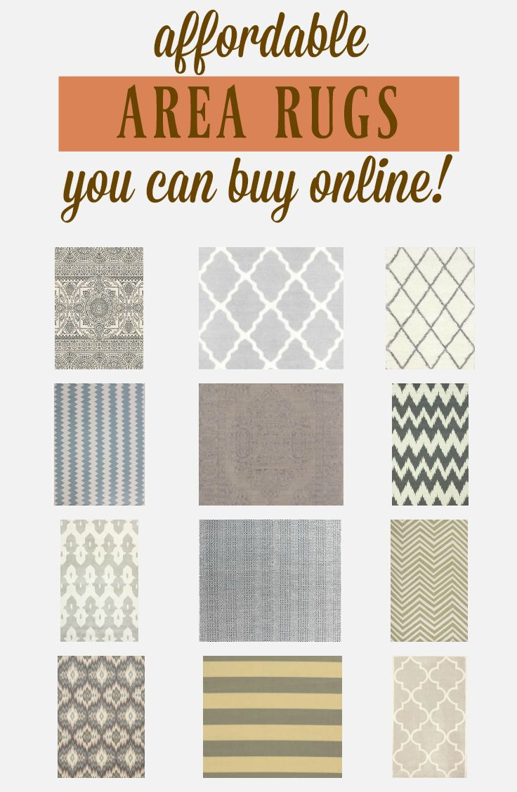 Affordable Area Rugs Under 300