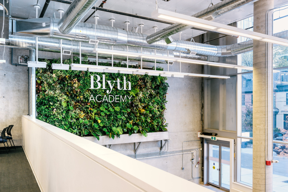 Office Living Wall Biofilters By Nedlaw Living Walls With Images