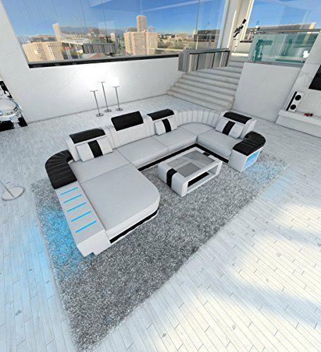Super Design Sectional Sofa Bellagio Led U Shape Click On The Beutiful Home Inspiration Aditmahrainfo