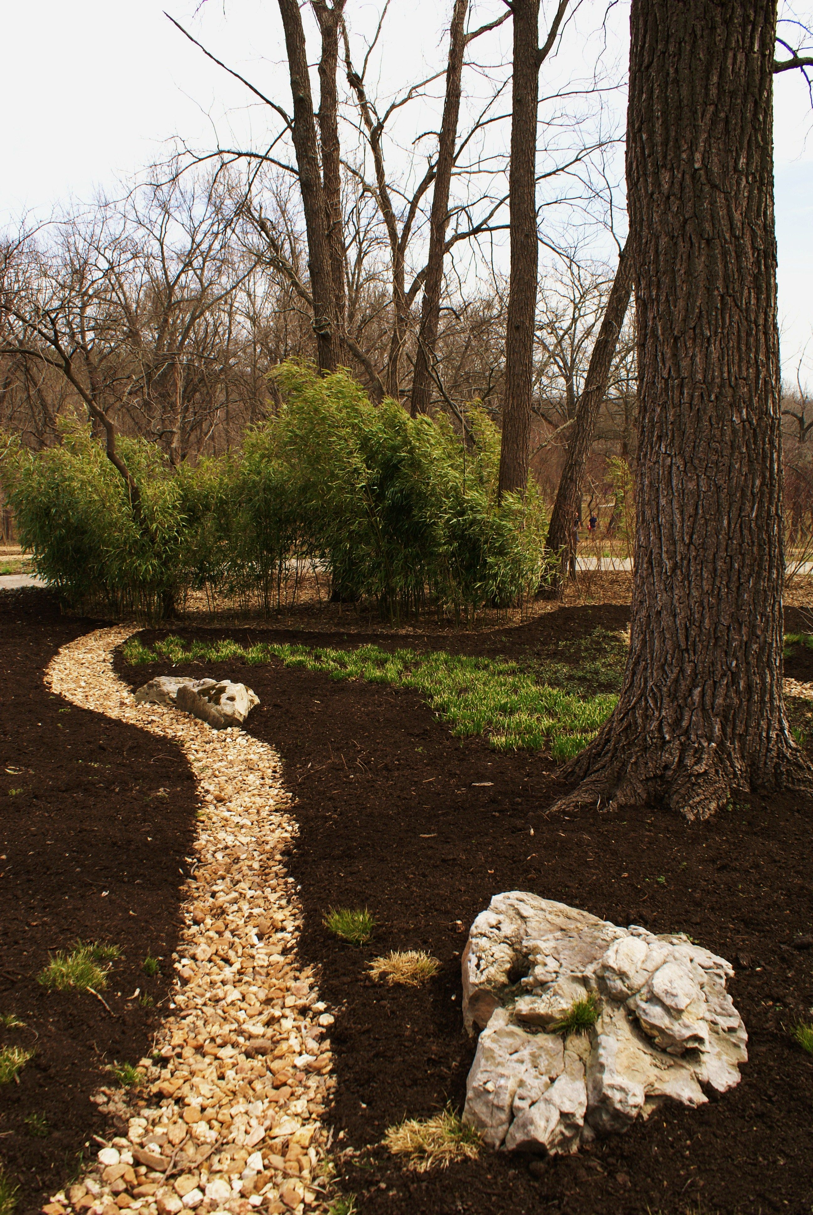 simple easy erosion control
