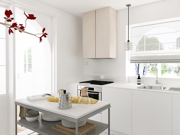 Kitchen Renovation In Belgium E Design By Eleni Psyllaki My Paradissi