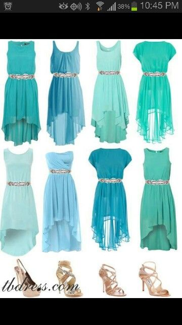 Any Of These Dresses Would Go With My Winter Wonderland Theme Wedding