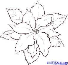 Dibujos de navidad para colorear en tela