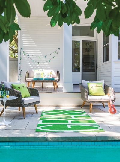 Urban Oasis | New orleans homes, Modern pools, New orleans on New Vision Outdoor Living id=34433