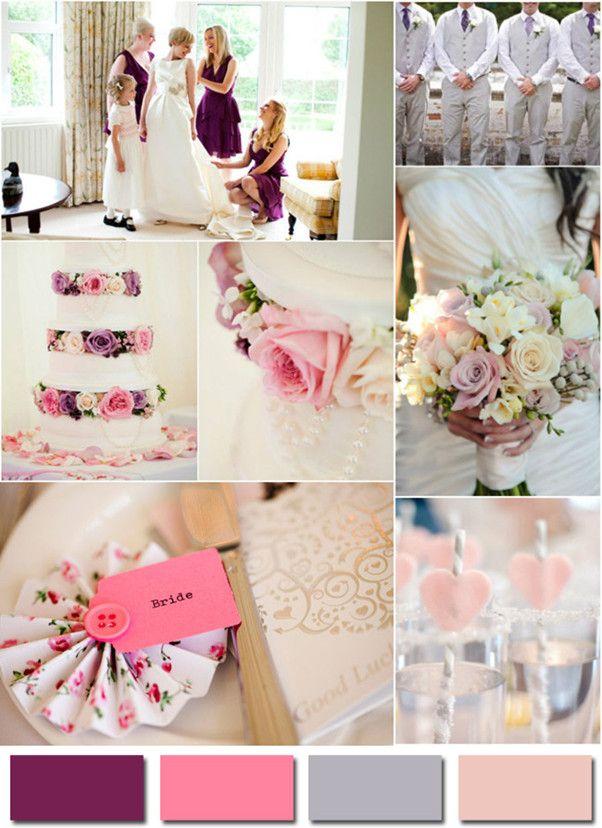 Fabulous Wedding Colors 2014 Wedding Trends Part 3 Wedding
