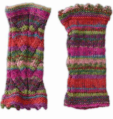 Strickanleitungen > Opal Sockenwolle (TUTTO Wolfgang Zwerger GmbH) #glovesmadefromsocks