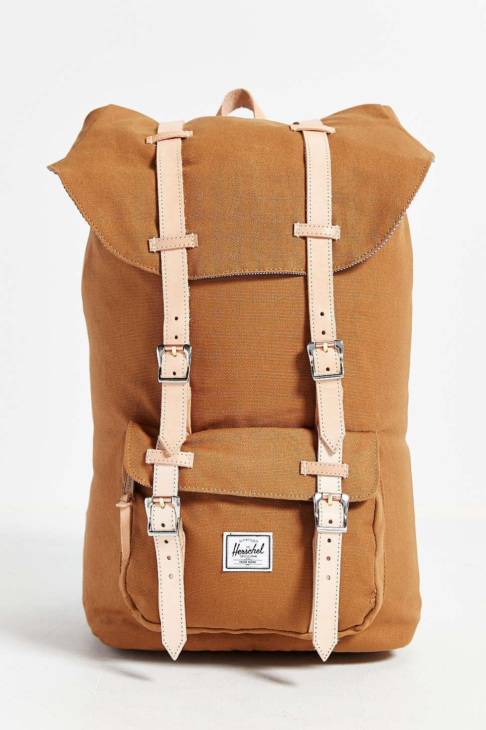 Herschel Supply Co. Little America Select Cotton Canvas Backpack. This may  be the one ea371c360f