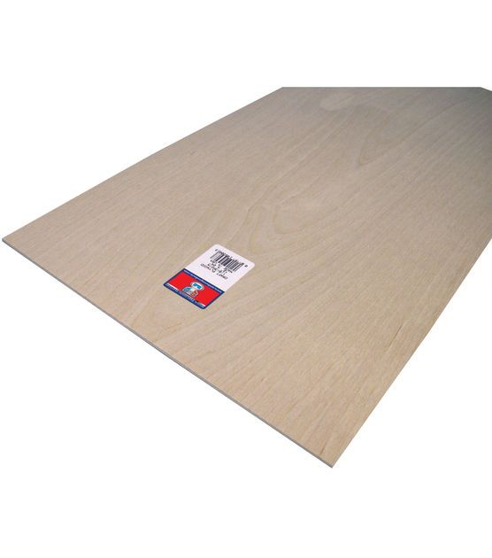 Midwest Products Plywood Sheet With Images Plywood Sheets Wood Craft Supplies