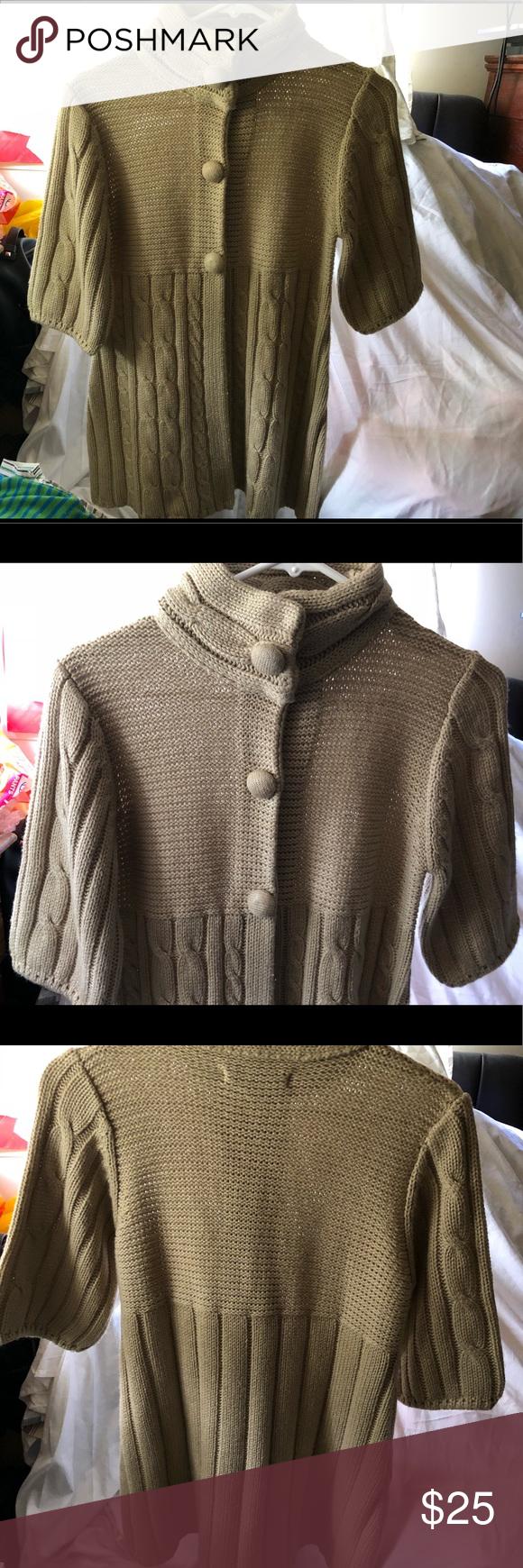 5578c06e8 Large Knit Sweater J.J. Basics