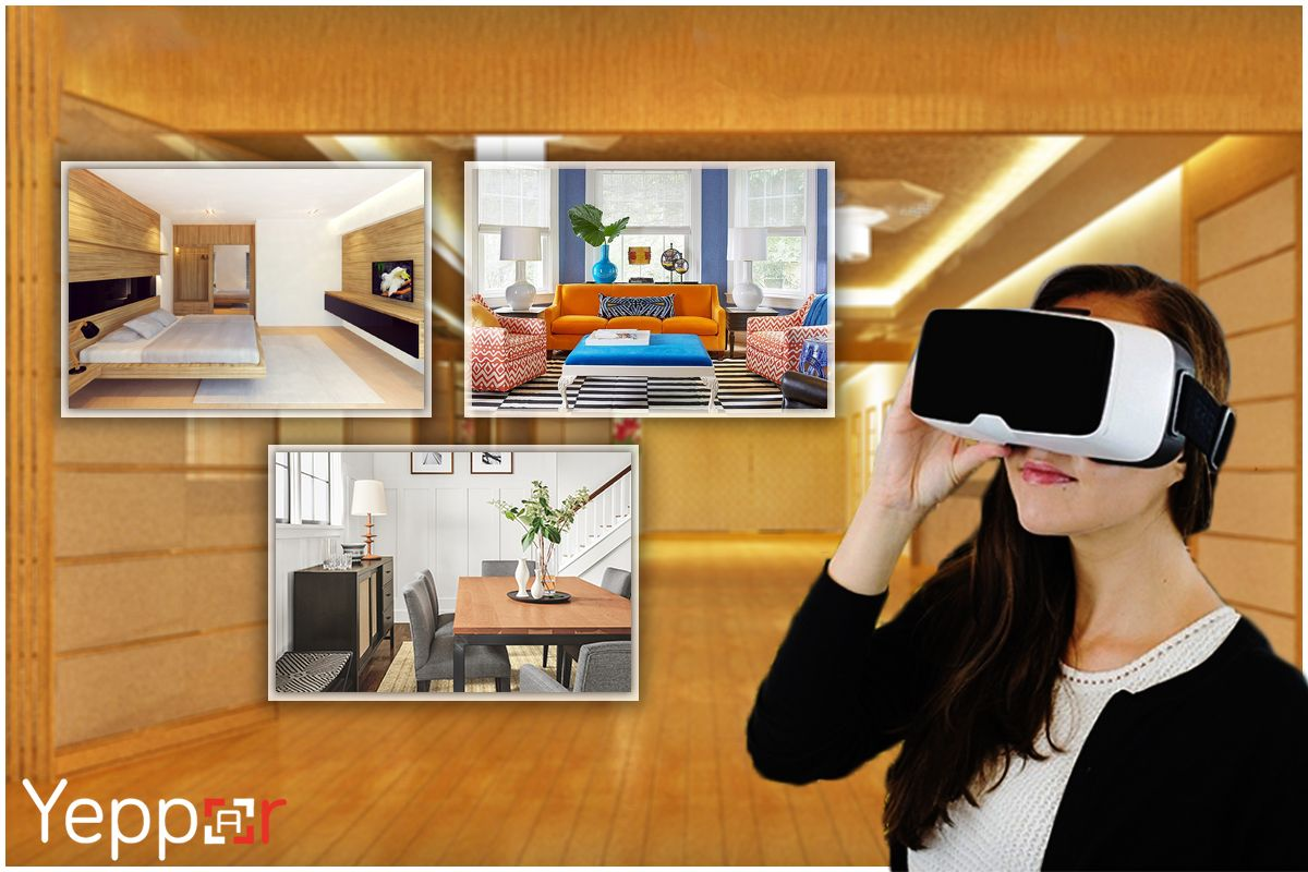 Virtual Reality Use Cases To Get Innovative Business Solutions Yeppar Virtual Reality Virtual Reality Technology Virtual