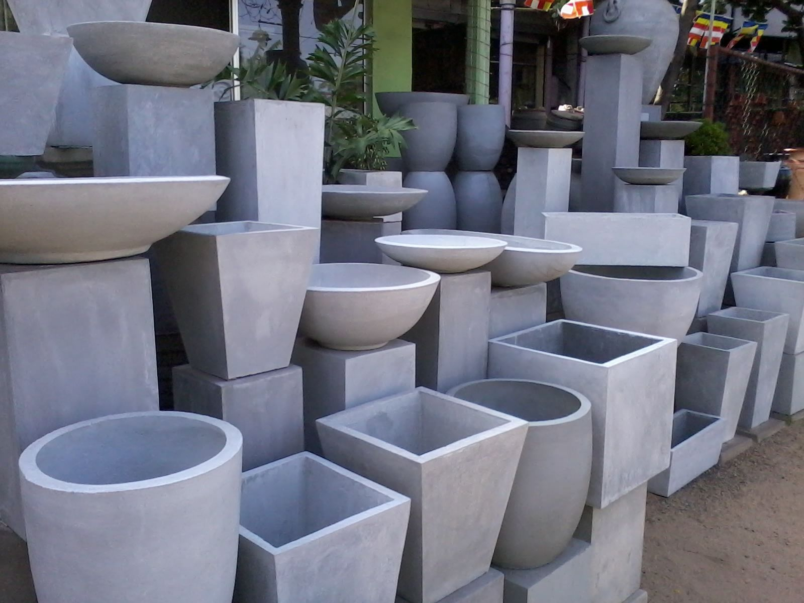 Concrete Molds For Sale Planters Google Search Crafts Concrete