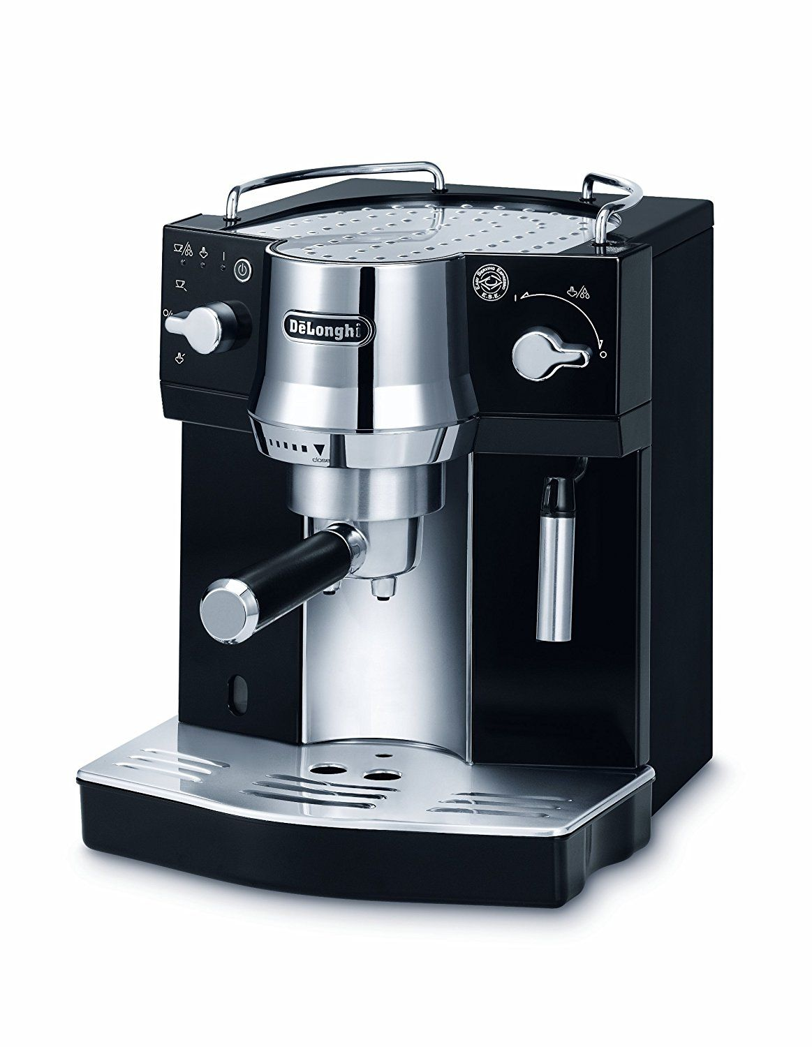 De'Longhi Pump Espresso Coffee Machine EC820.B Black