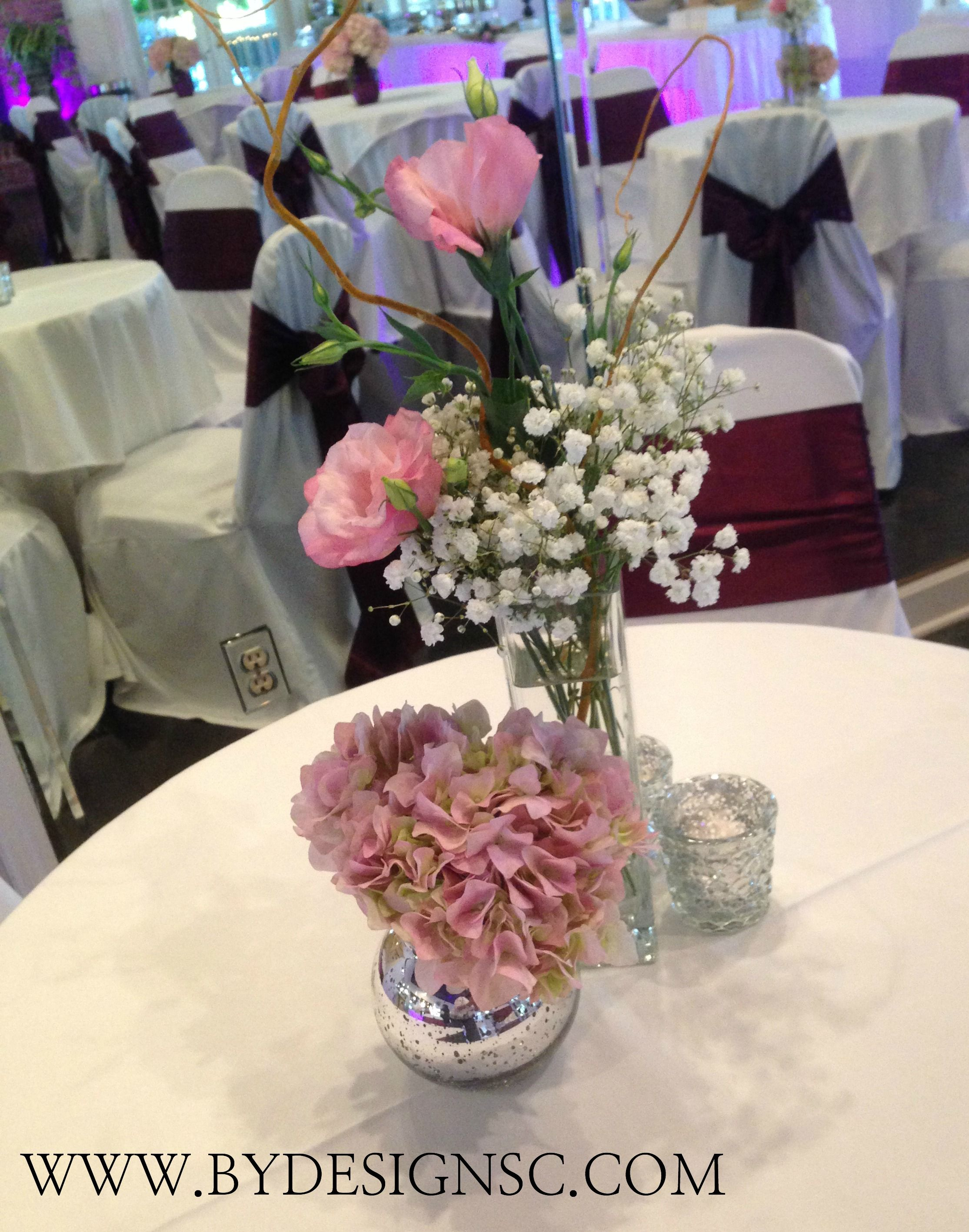 pink and purple wedding reception centerpieces wedding reception rh pinterest com Wedding Reception Centerpiece Ideas Centerpieces for Wedding Receptions